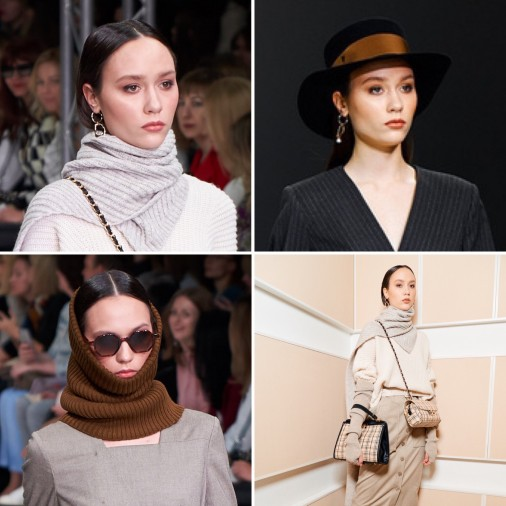 Our beauties on Belarusian Fashion Week '19/'20